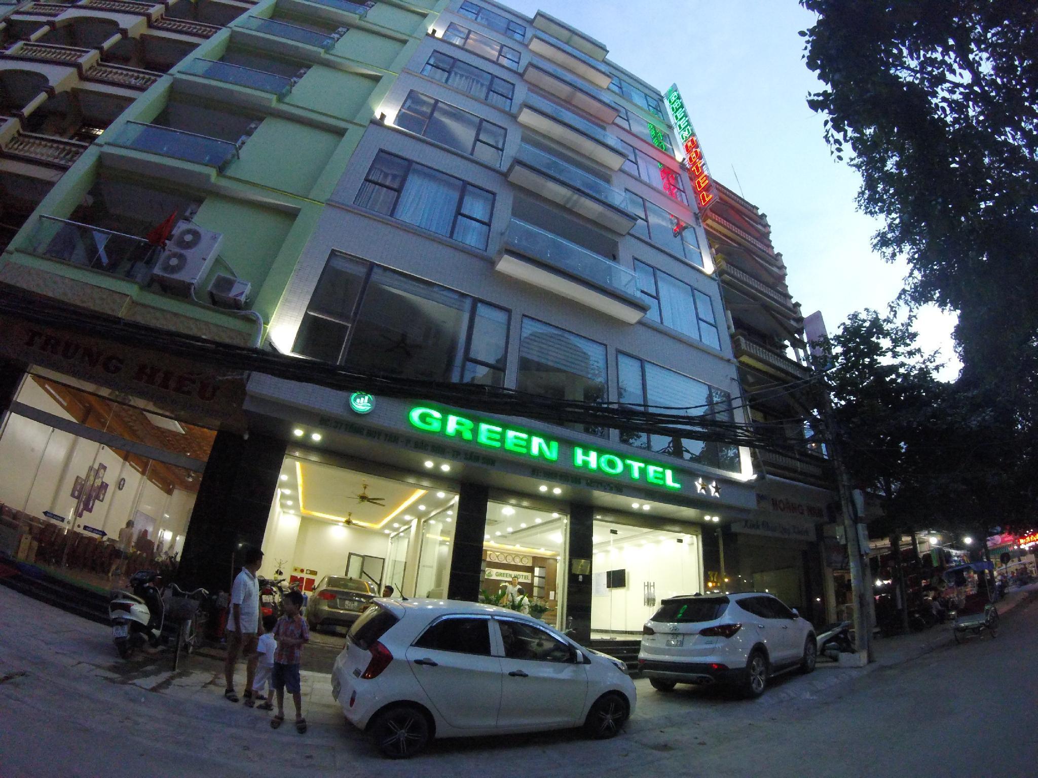 Green Hotel, Sầm Sơn