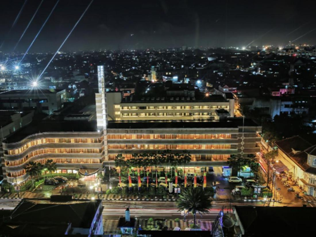 Best Price On Savoy Homann Hotel In Bandung   Reviews