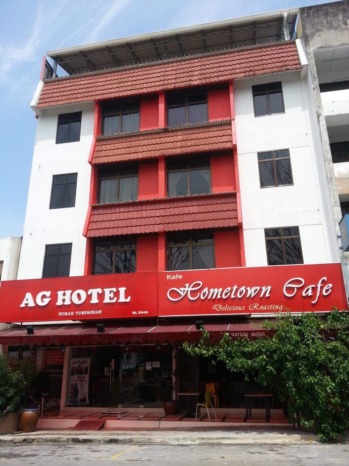 AG Hotel, Pulau Penang