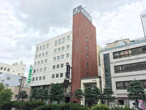 ホテルテトラ旭川駅前
