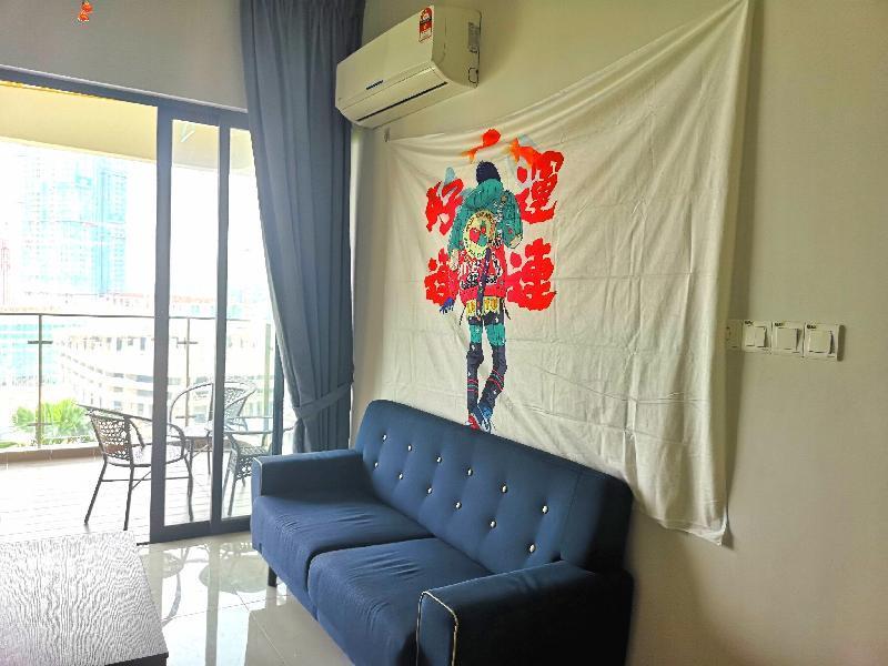 Simplicity 2bedroom @ Country Garden Danga Bay