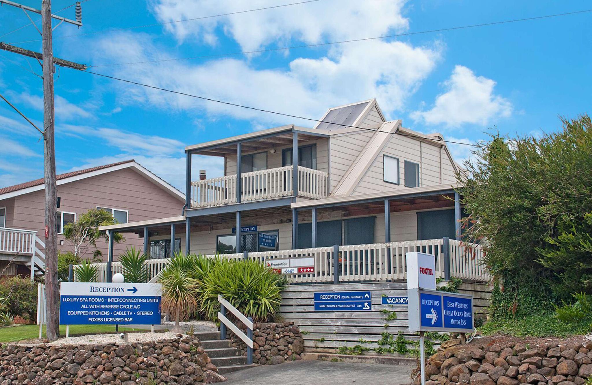 Best Western Great Ocean Road Motor Inn, Corangamite - South