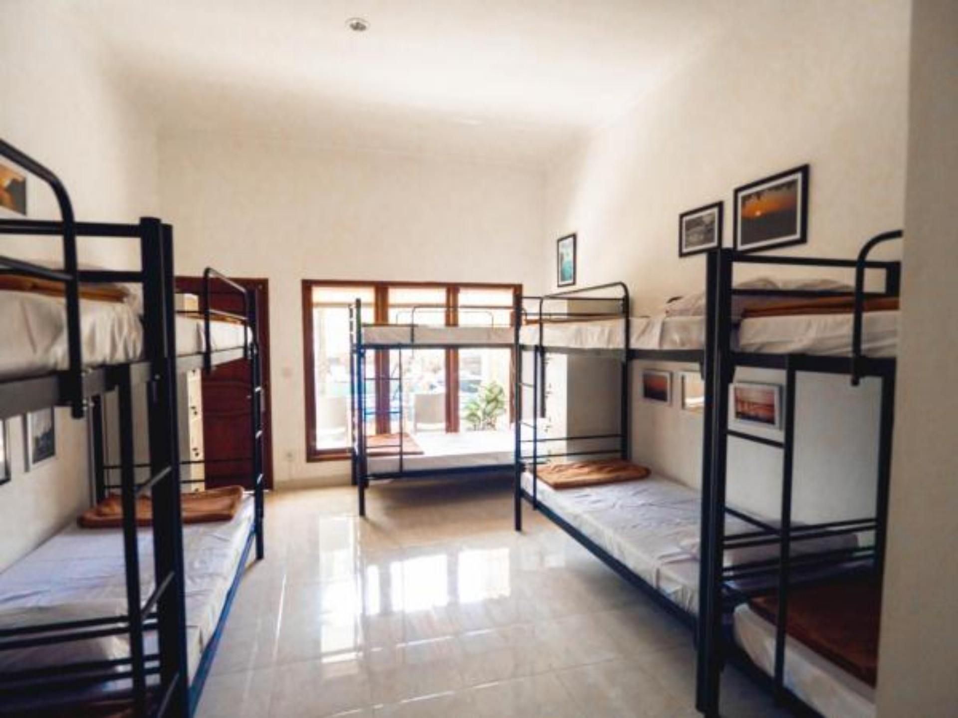 ulus backpackers, Badung