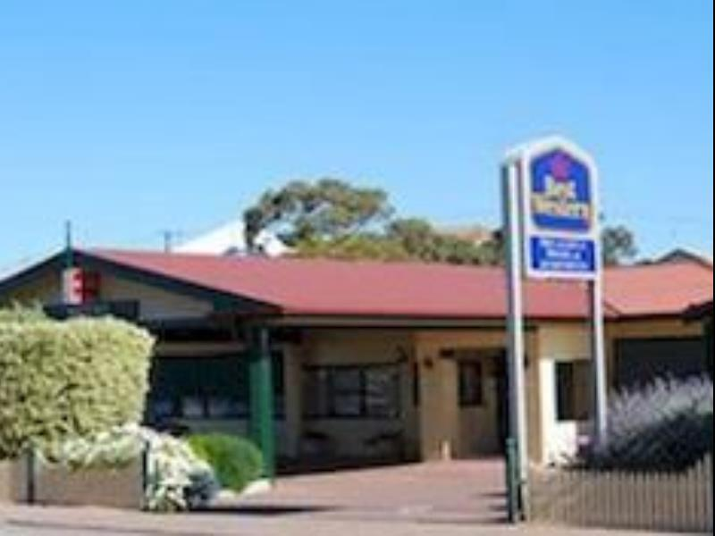 Best Western Melaleuca Hotel and Apartments, Robe