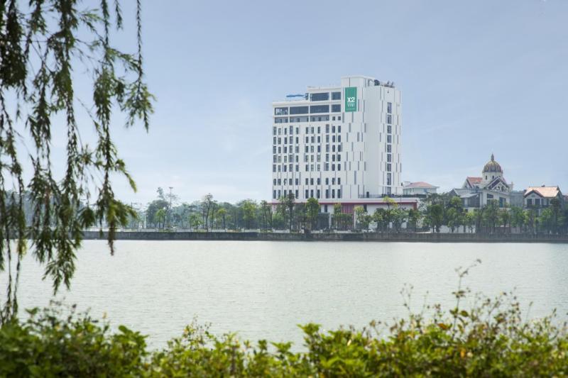 Khách sạn X2 Vibe Việt Trì