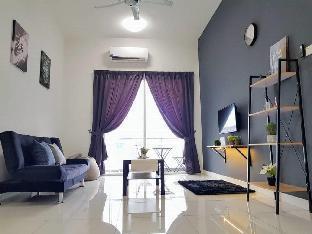 10 Pax Puchong IOI Mall Cozy Apartment Skypod, Kuala Lumpur