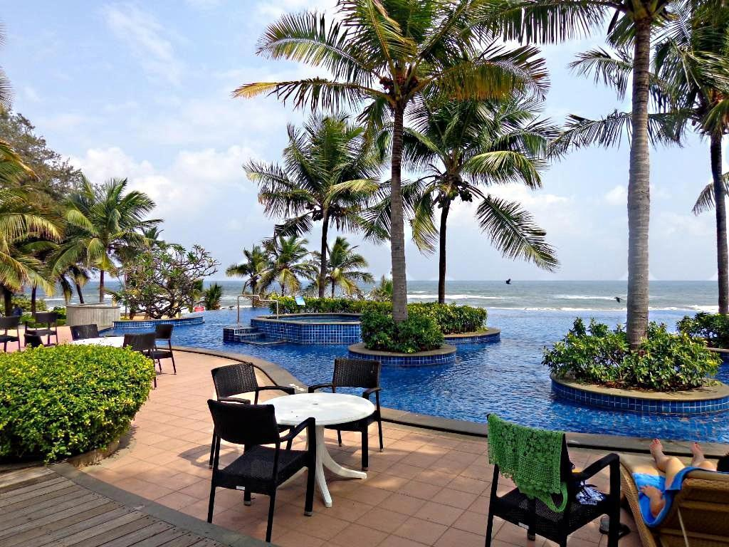 Best price on radisson blu temple bay resort at mahabalipuram in chennai reviews for Resorts in kodaikanal with swimming pool