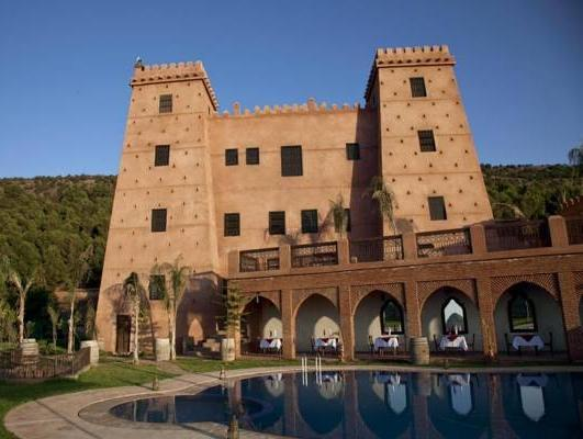 Kasbah Illy, Azilal