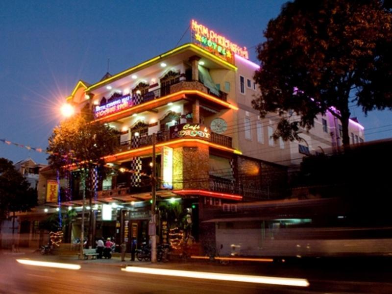 Khách Sạn Nam Phương Hải Mũi Né