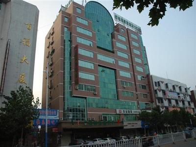 GreenTree Inn Fuyang Middle Yingzhou Road Business Hotel