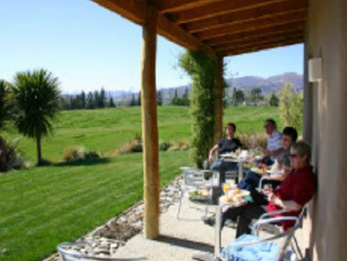 Ardgour Strawbale Bed and Breakfast, Central Otago