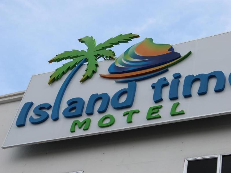 島嶼時間汽車旅館