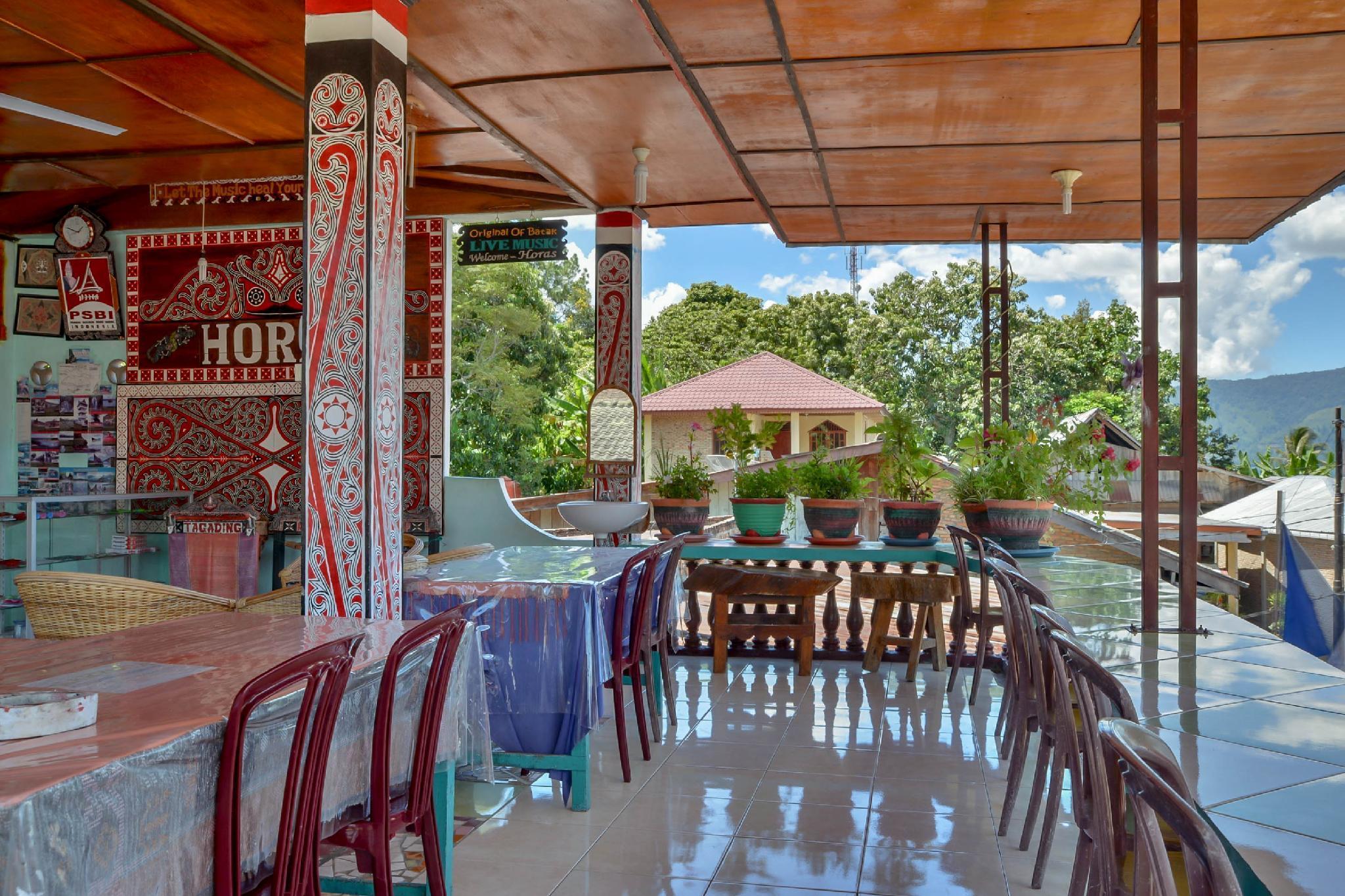 Marysca Guesthouse, Samosir