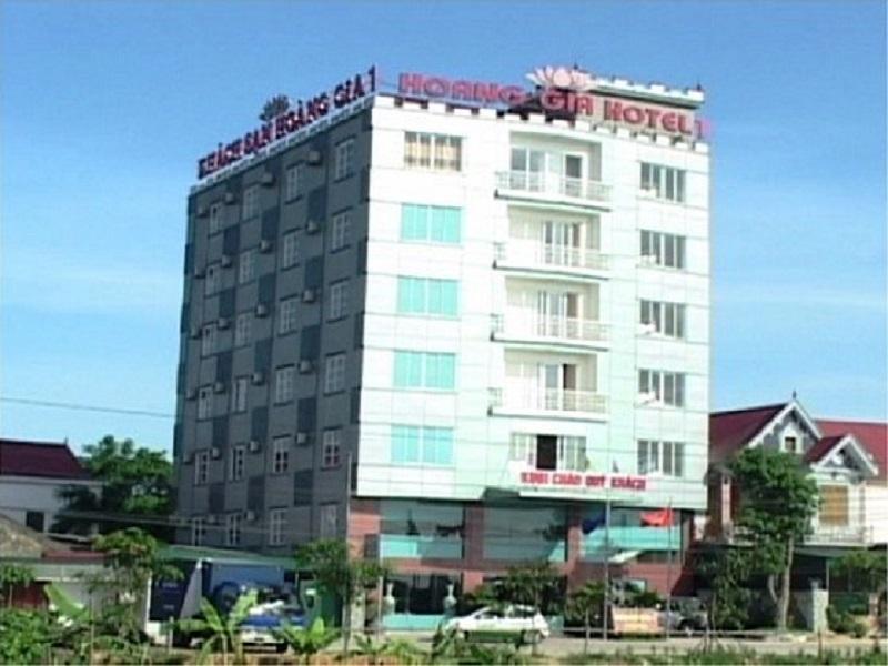 Hoang Gia 1 Hotel, Hà Tĩnh