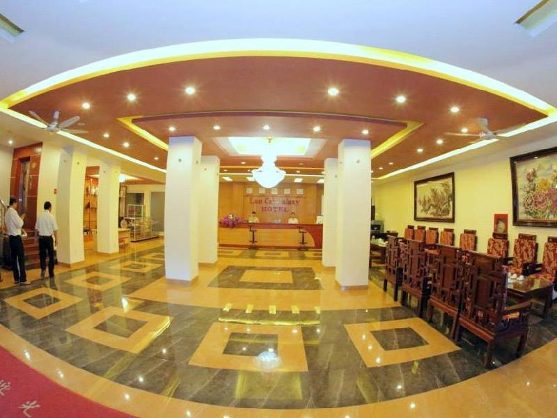 Khách sạn Lào Cai Galaxy