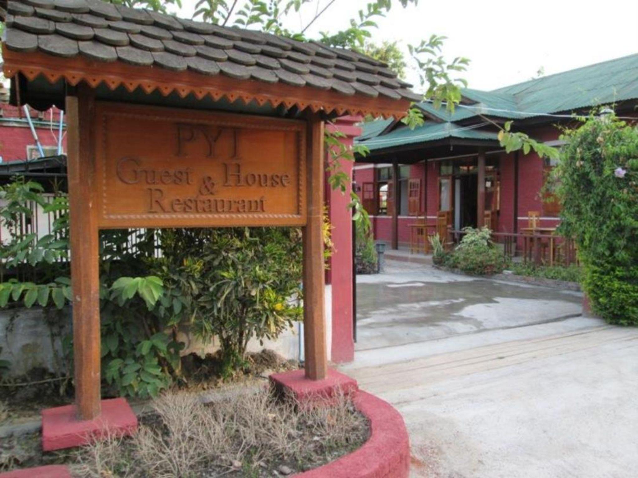 Pyi Guest House, Taunggye