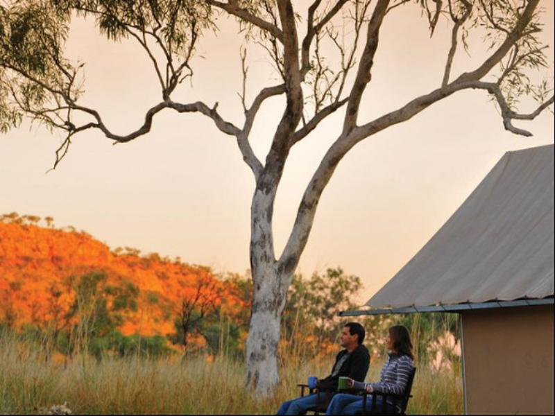 Bell Gorge Wilderness Lodge, Wyndham-East Kimberley