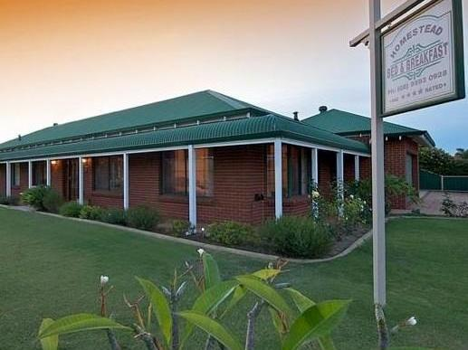 Homestead Bed and Breakfast, Rockingham