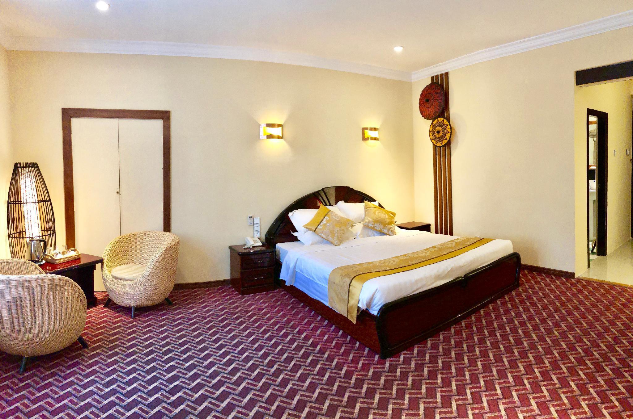 Taunggyi Hotel, Taunggye