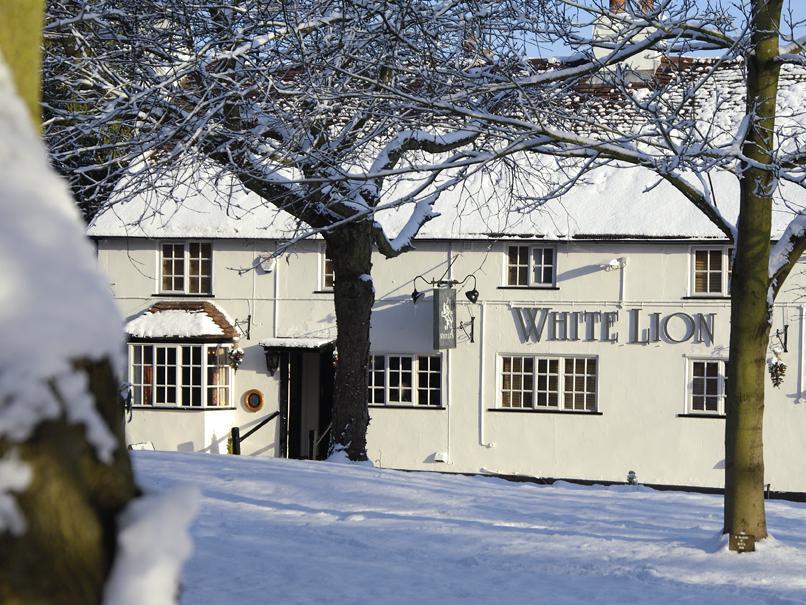 The White Lion Inn, Solihull
