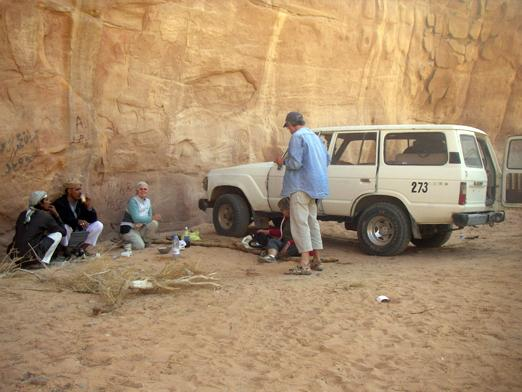Desert Camp - Atayek Hamad, Aqaba