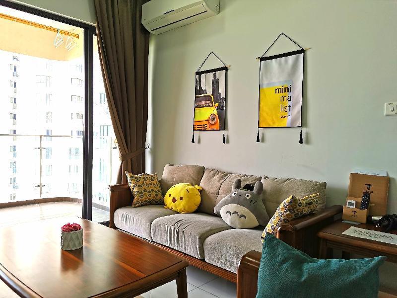 Nordic  2bedroom unit 8 mins to singapore