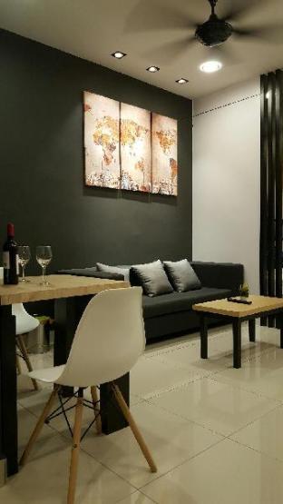 [16]Studio Homestay@Parc Regency JB, Johor Bahru