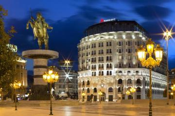 Hotels in Skopje Marriott Hotel