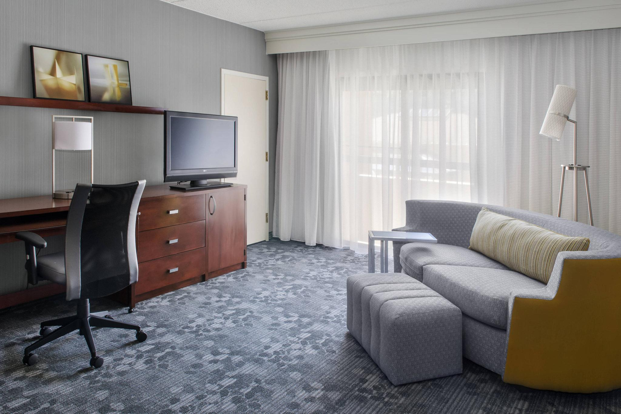 Suite, 1 King, Sofa bed