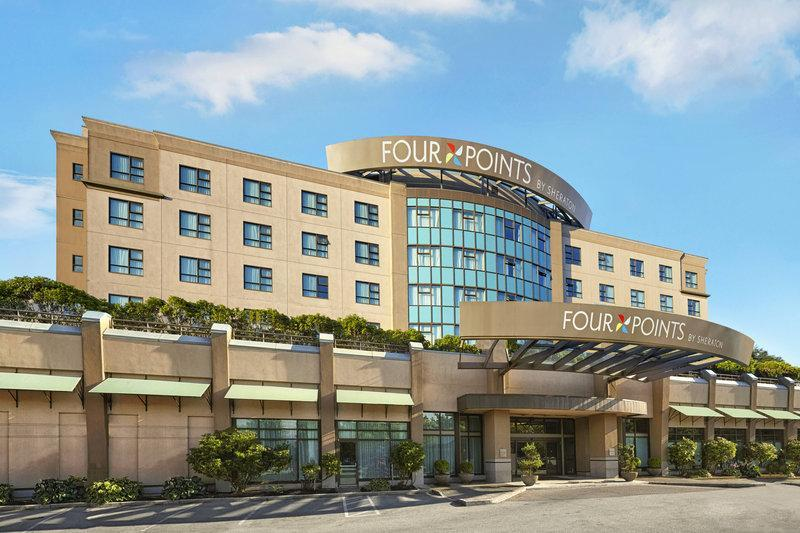 Four Points by Sheraton Vancouver Airport, Greater Vancouver