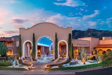威斯汀拉帕洛瑪溫泉度假酒店