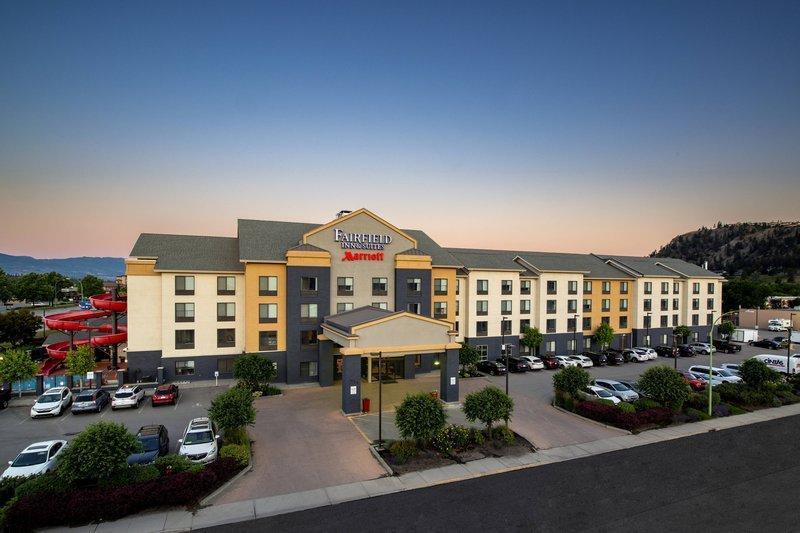 Fairfield Inn and Suites by Marriott Kelowna, Central Okanagan