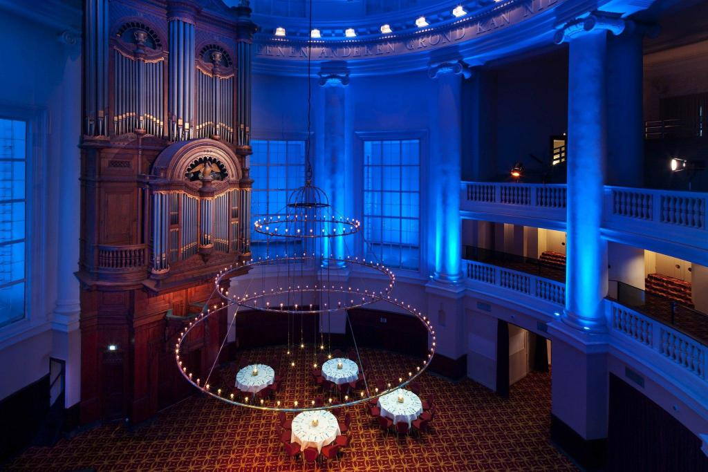 Renaissance Amsterdam Hotel 会议室/宴会厅