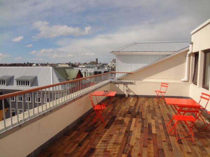 Reykjavik- Loft HI Hostel