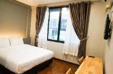 1# Lux Rooms Night Bazaar - Double Bed Studio