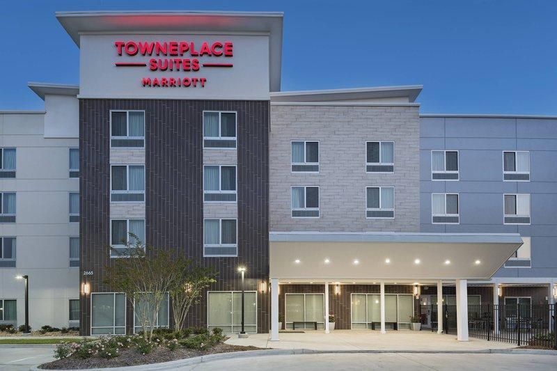 Towneplace Suites Baton Rouge Port Allen, West Baton Rouge