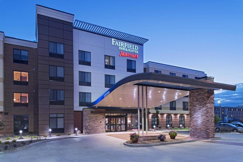 Fairfield Inn & Suites by Marriott La Crosse Downtown, La Crosse