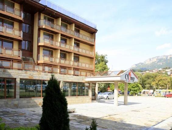 Olymp Hotel, Teteven