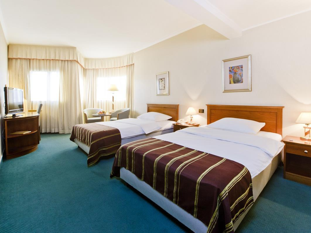 Hotel Dubrovnik, Zagreb