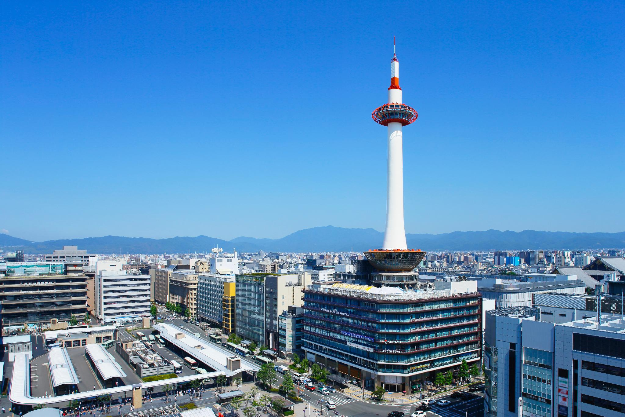 Kyoto Tower Hotel,Kyoto Karasuma Station