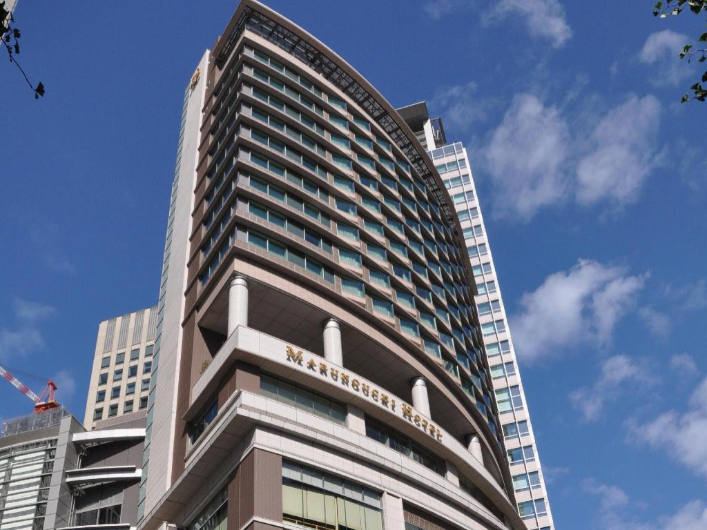 Best price on marunouchi hotel tokyo in tokyo reviews for Hotels japon