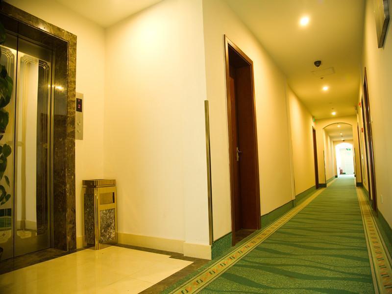 GreenTree Inn Shanghai Pudong Airport Chuansha Express Hotel, Shanghai