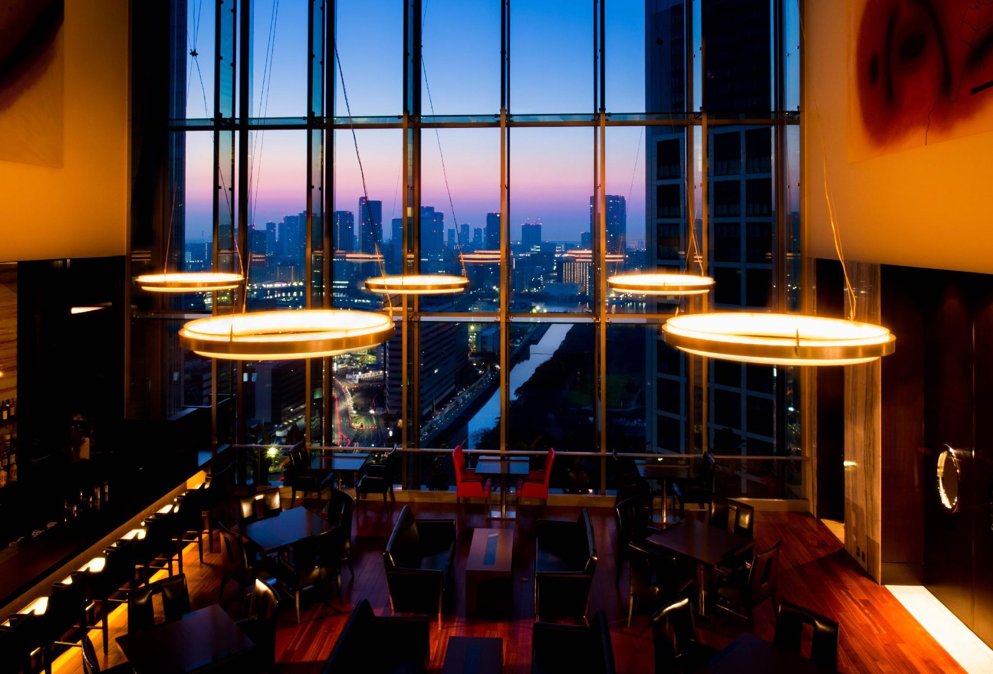 The Royal Park Hotel Tokyo Shiodome,Tamachi Station