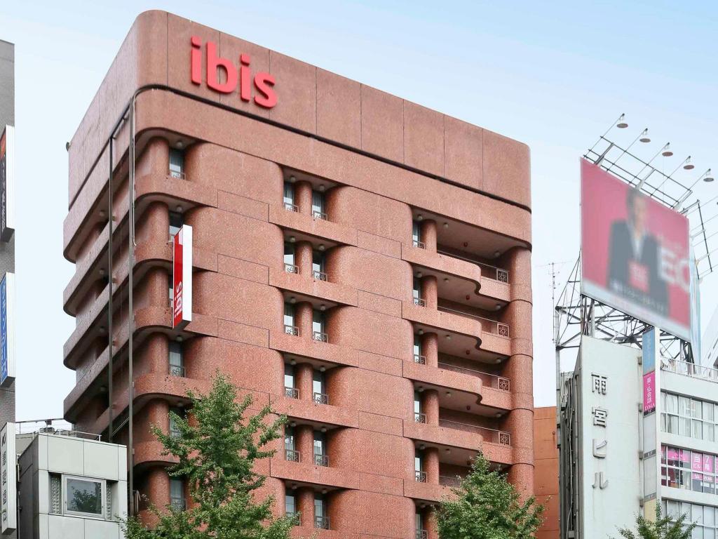 ibis Tokyo Shinjuku Hotel