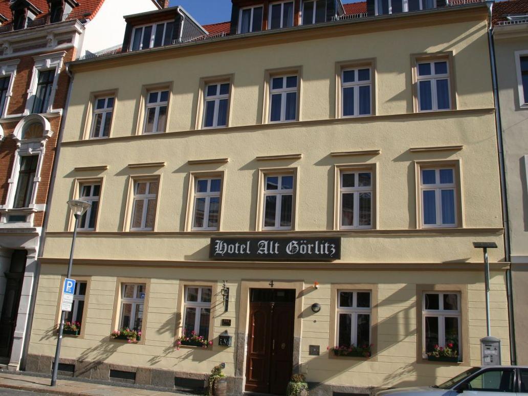 Hotel Alt Gorlitz, Görlitz