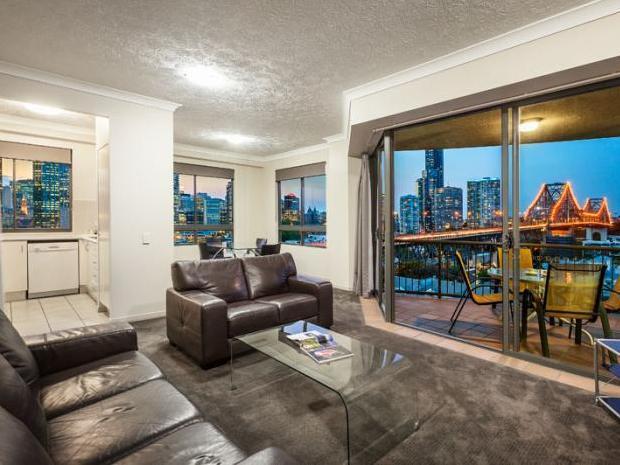 Bridgewater Apartments, Kangaroo Point