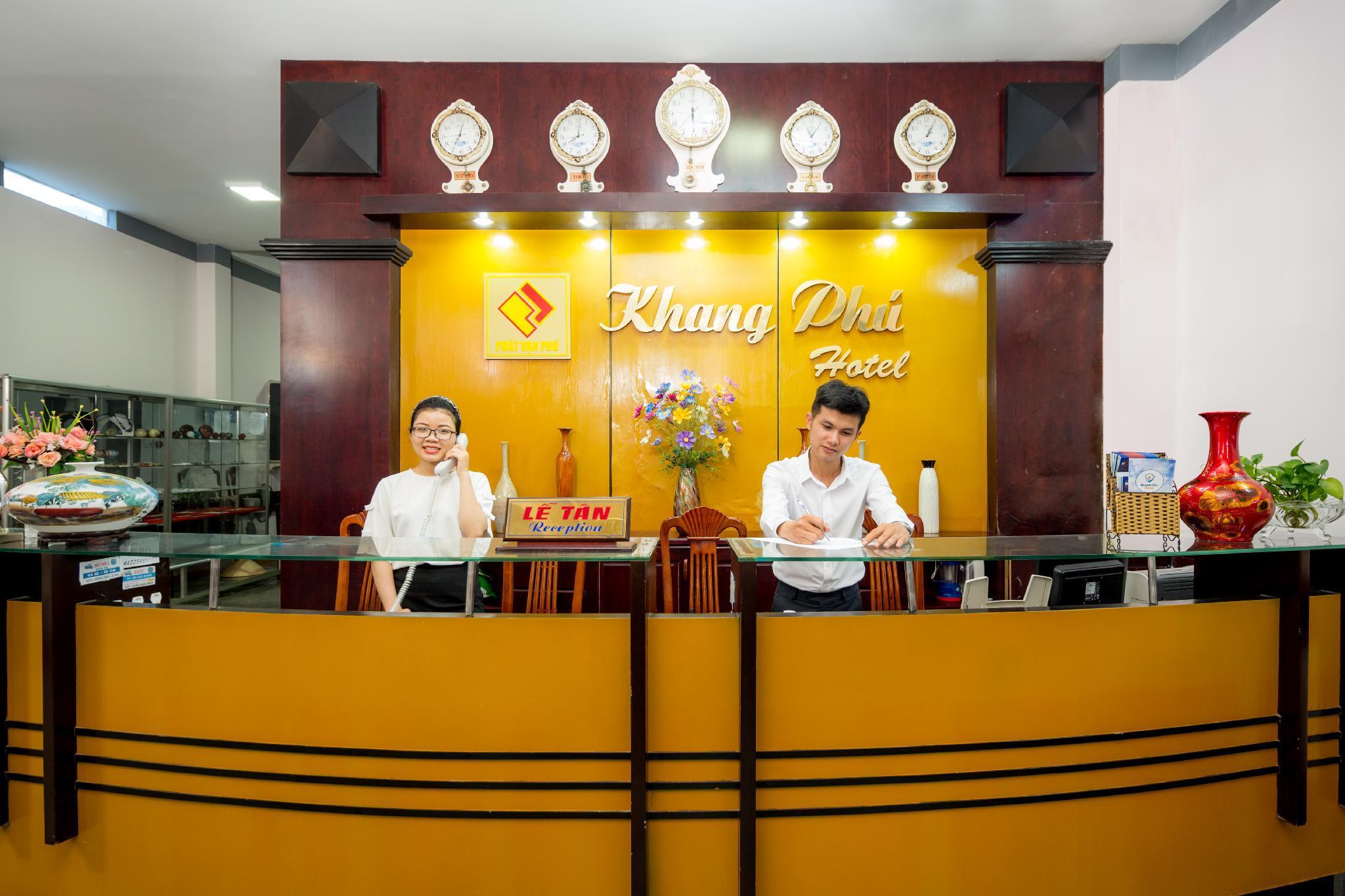 Khách Sạn Khang Phú Đà Nẵng