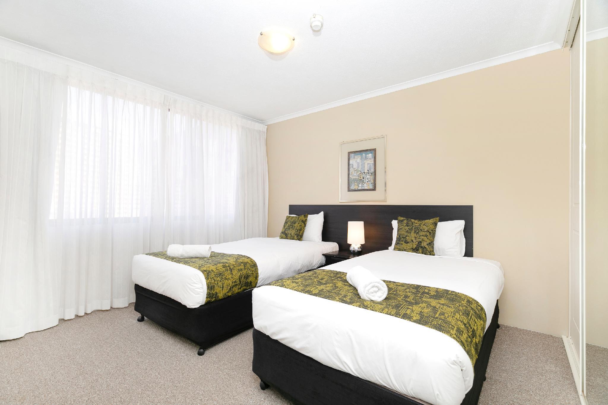 Astor Serviced Apartments Brisbane, Spring Hill