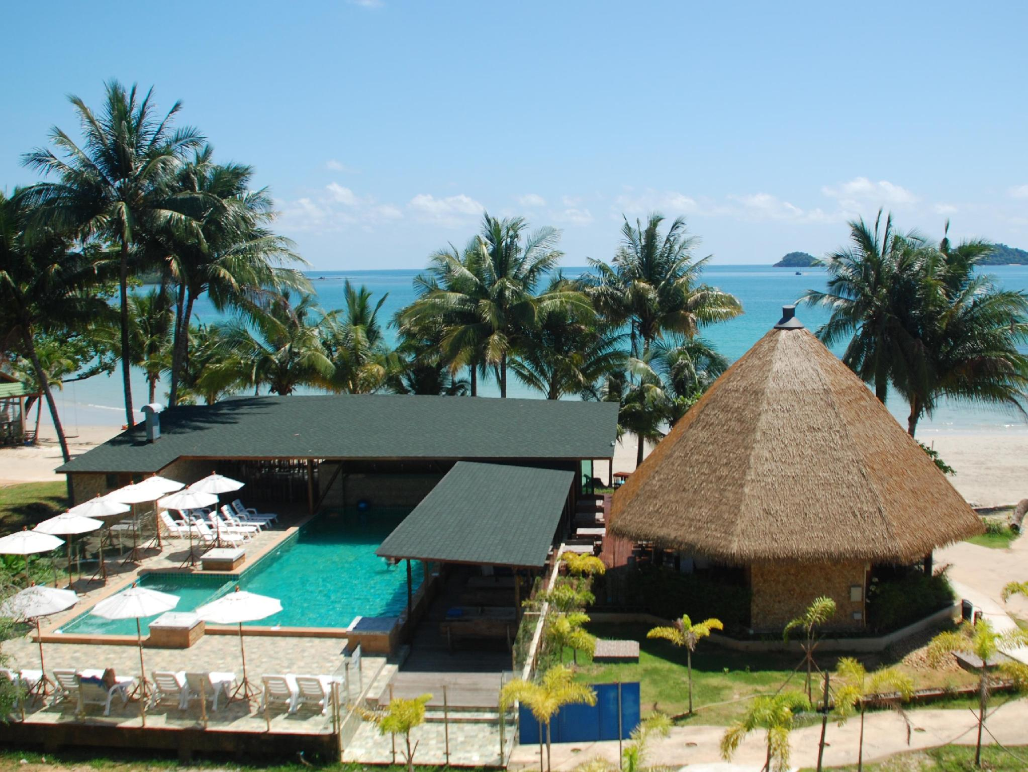 Kai bae beach resort koh chang koh chang for Trouver une hotel