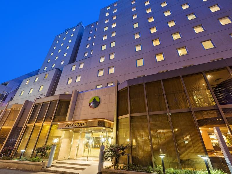 Ark Hotel Osaka Shinsaibashi, Osaka
